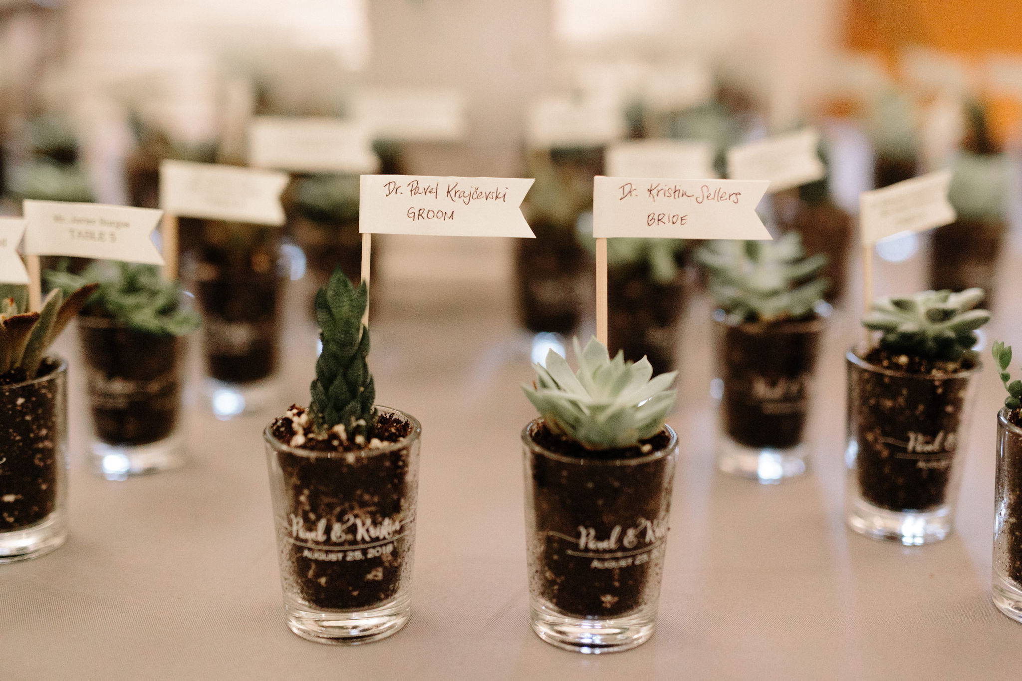 Heirloom Event Co. | Sustainable Wedding Favors | The Newberry Library
