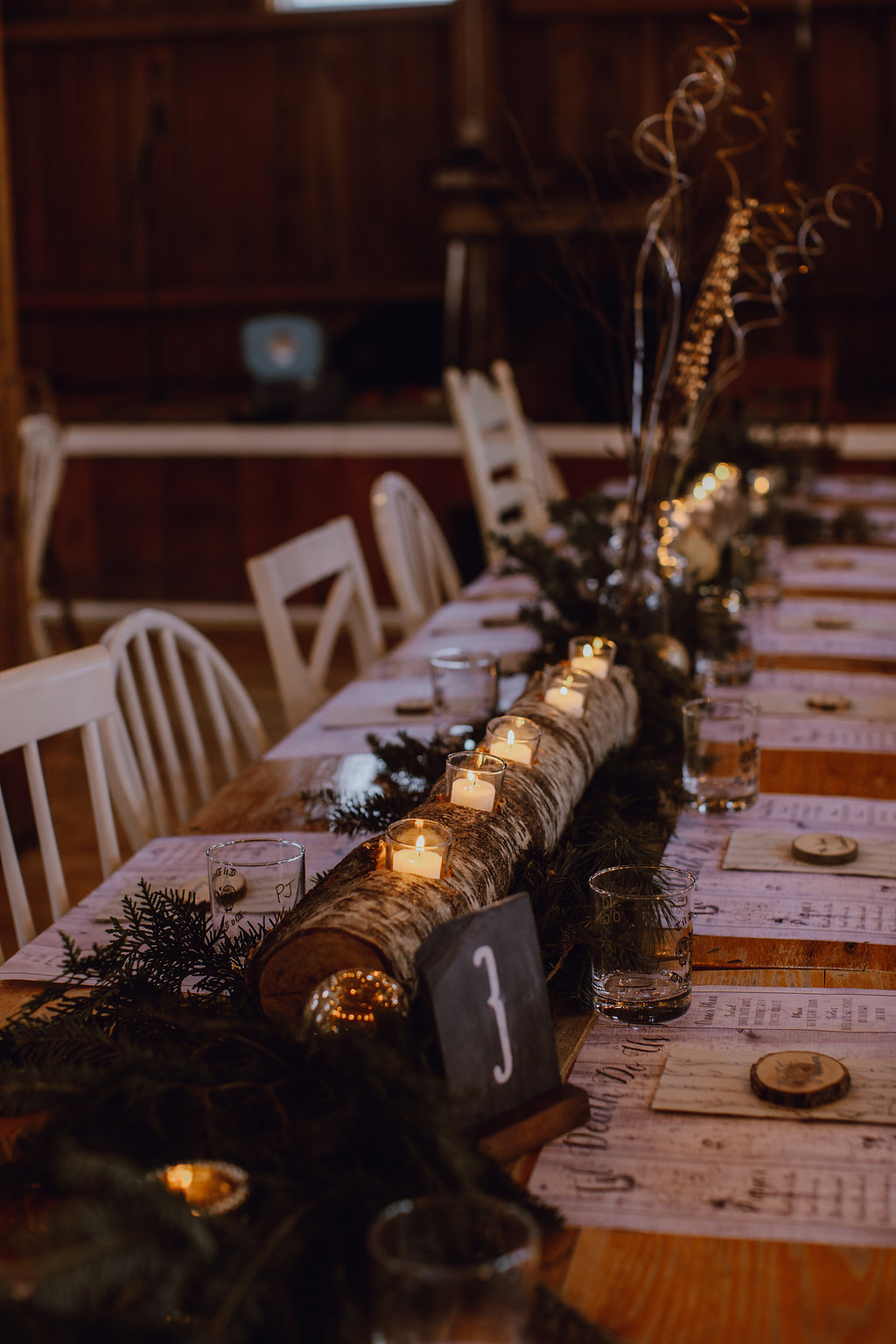 Heirloom Event Co.   Sustainable Wedding Favors   Barn at Harvest Moon Pond