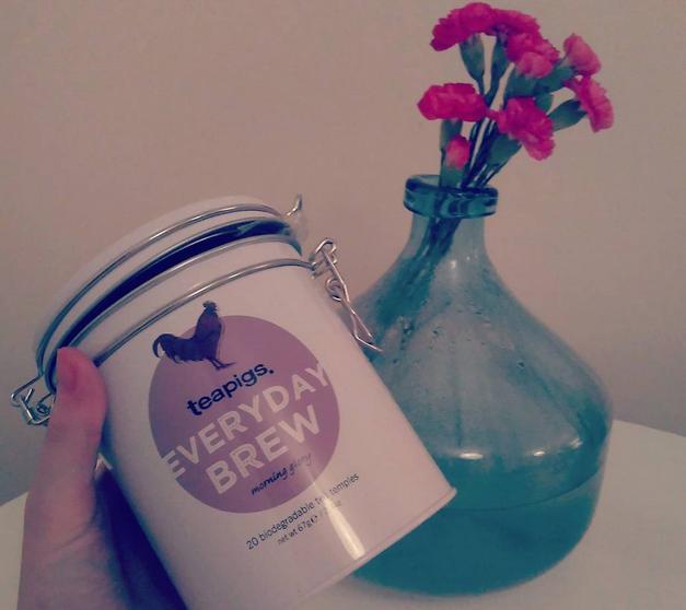 Great hospitali-tea (sorry, I couldn't resist!) at SMF Print