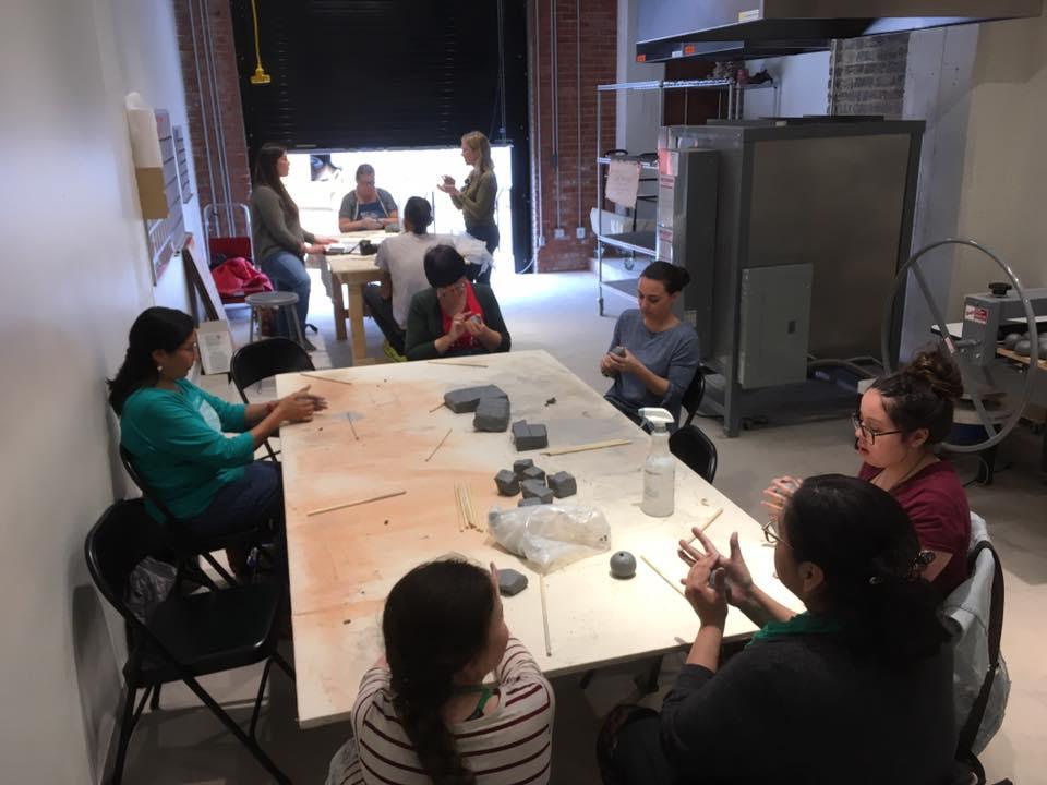 Tulsa Artist Fellowship with Anita Fields, OK