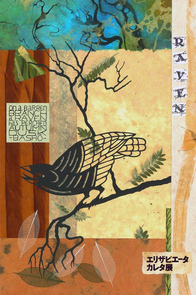 Raven- by Elzbieta Kaleta