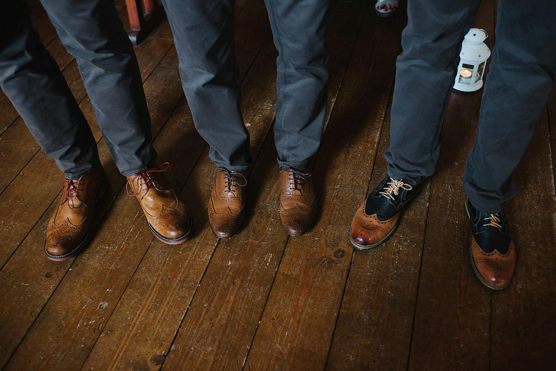 alternative wedding shoes groomsmen.JPG