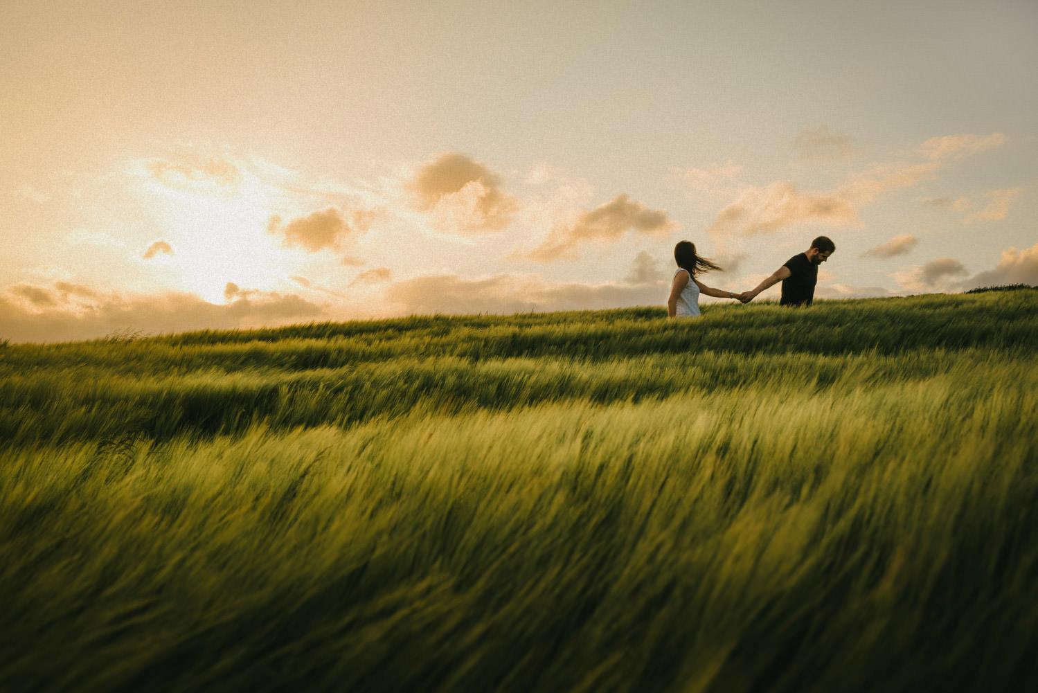 Best Alternative wedding photographers Northern Ireland