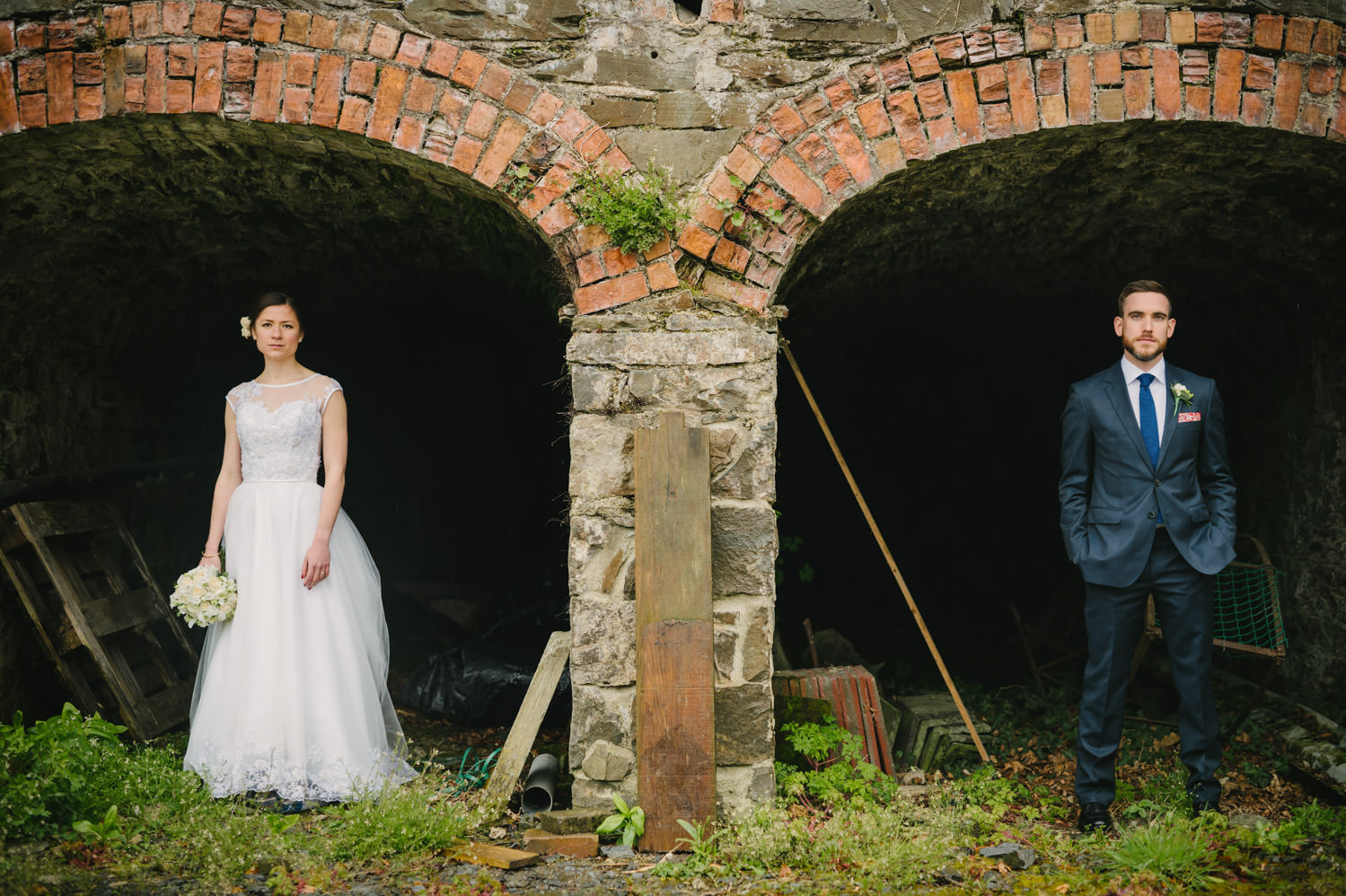 Alternative Tullyveery House Wedding Photography Northern Ireland