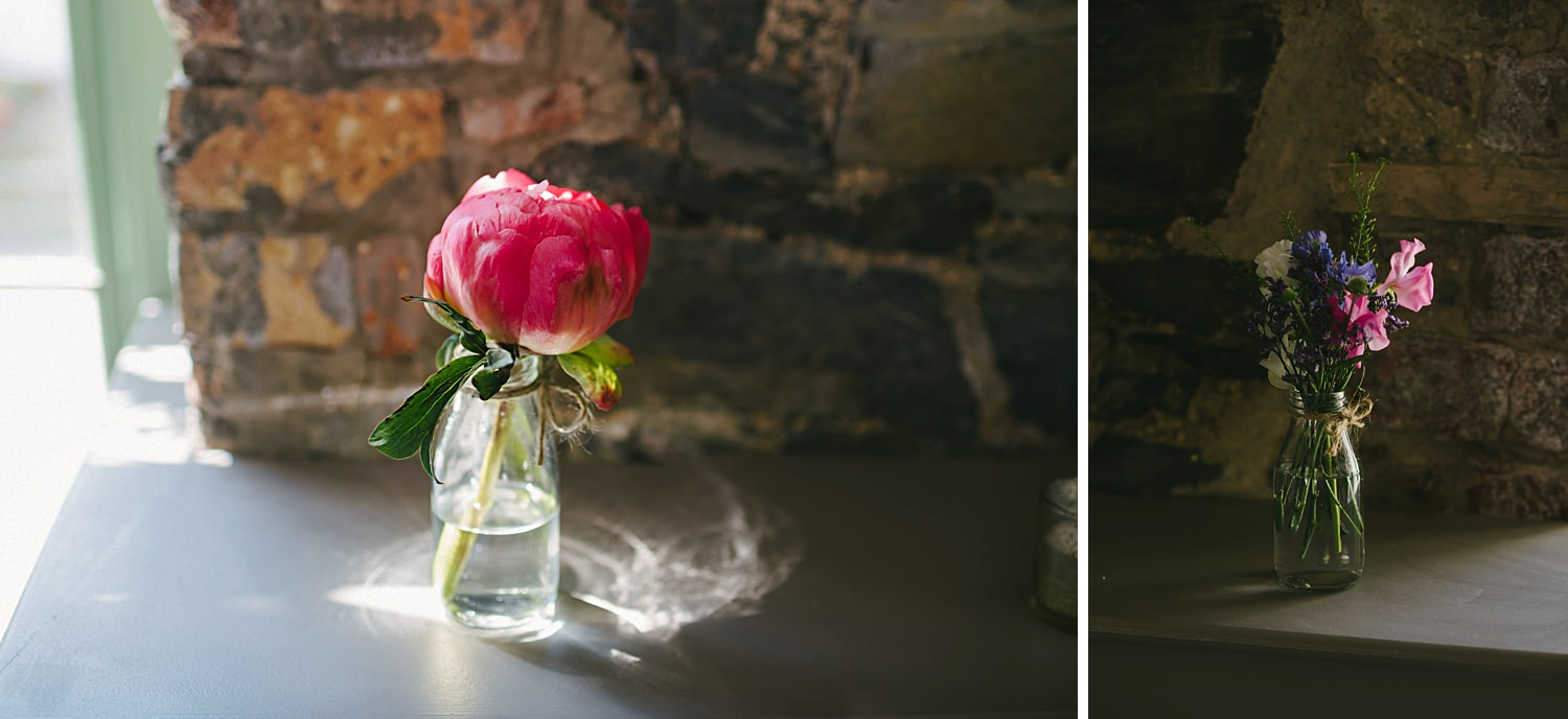 Gorgeous wedding flowers Nothern Ireland NI by the Rosehip and Berry Floral Studio