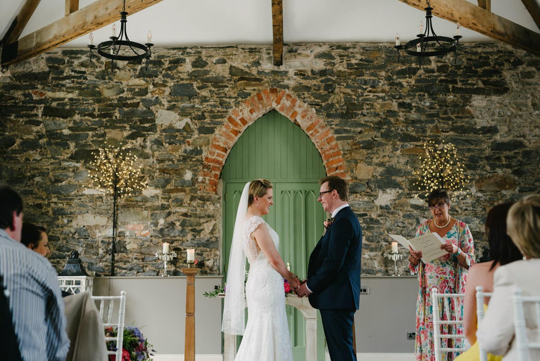 Humanist Wedding Photography at Orange Tree house in Greyabbey Northern Ireland