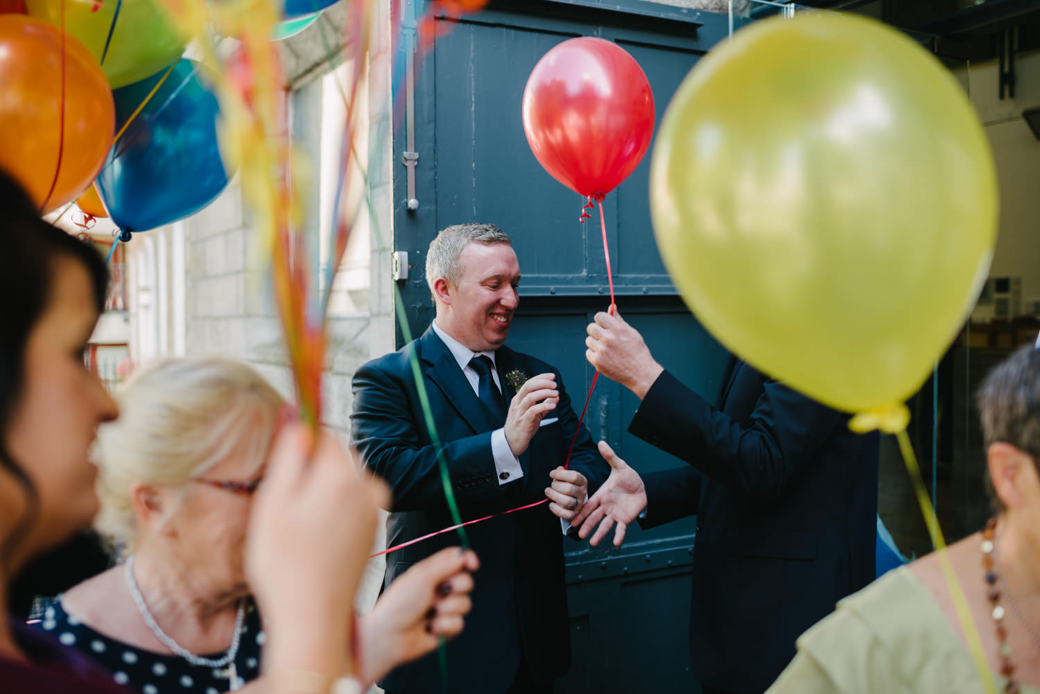 Smock Alley Theatre Dublin Wedding Photography