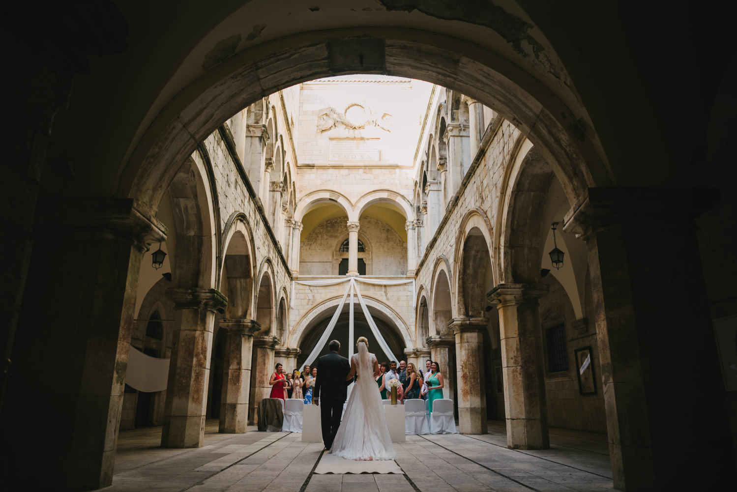 English speaking Wedding photographers Dubrovnik, Croatia.