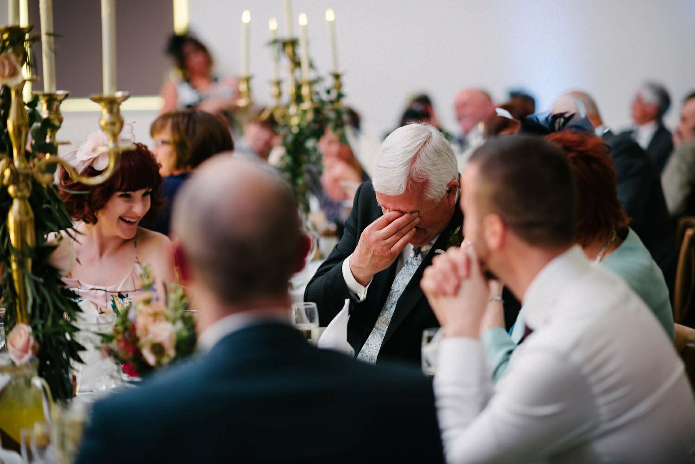 Crumlin Road Gaol Daft Punk Wedding Photos.  Best Wedding Photographers Northern Ireland.