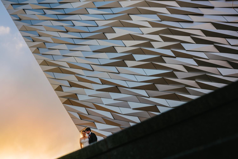 Titanic Belfast, of course!