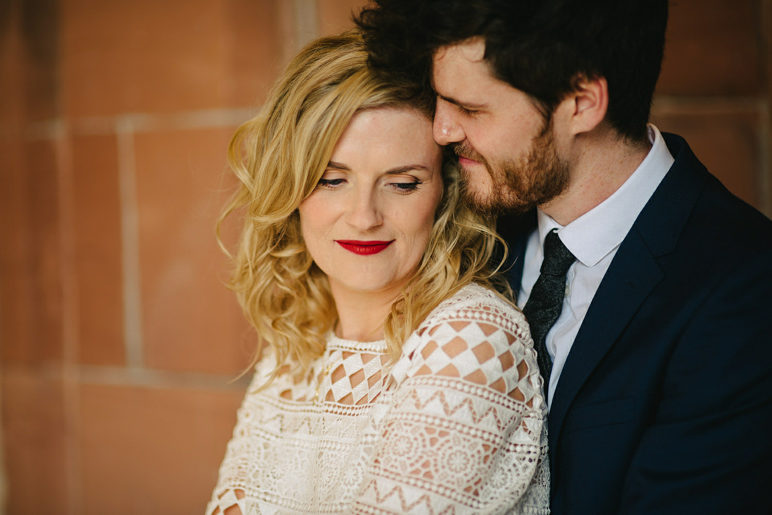 Wedding Photographers Belfast photography Simple tapestry