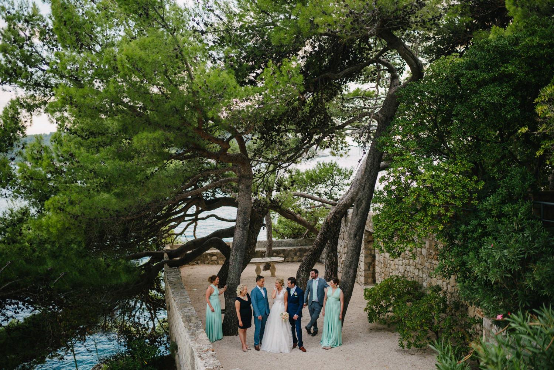 English speaking Wedding photographers Dubrovnik, Croatia.