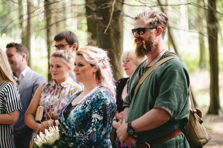 Humanist wedding in Northern Ireland