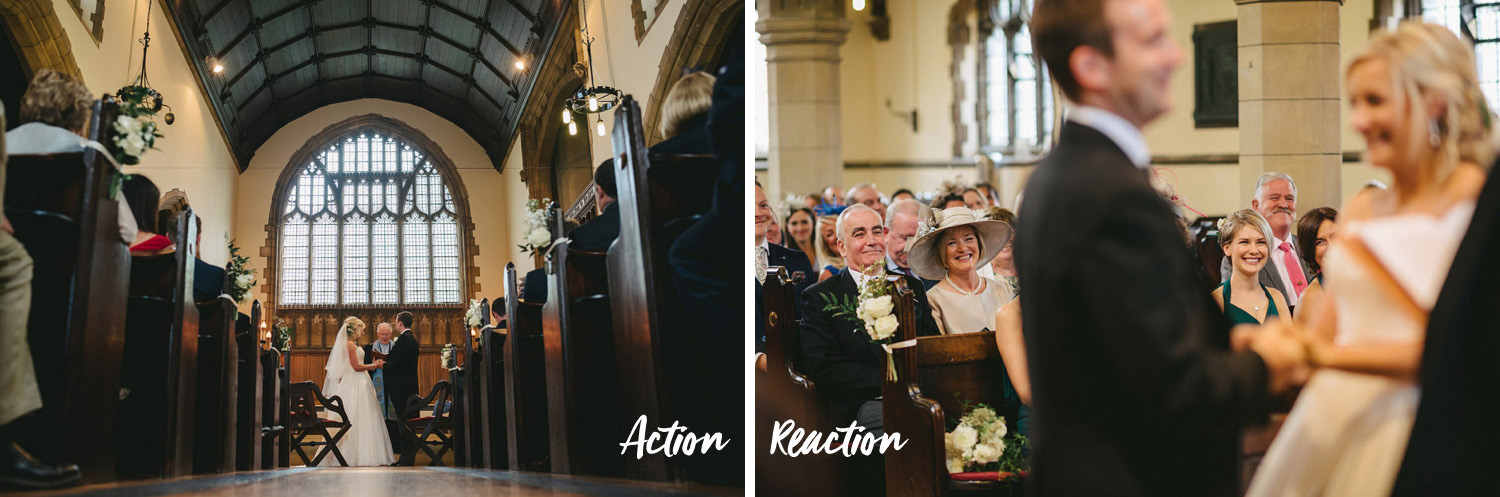 What are the advantages of two wedding photographers? Should I book two wedding photographers? Two wedding photographers.
