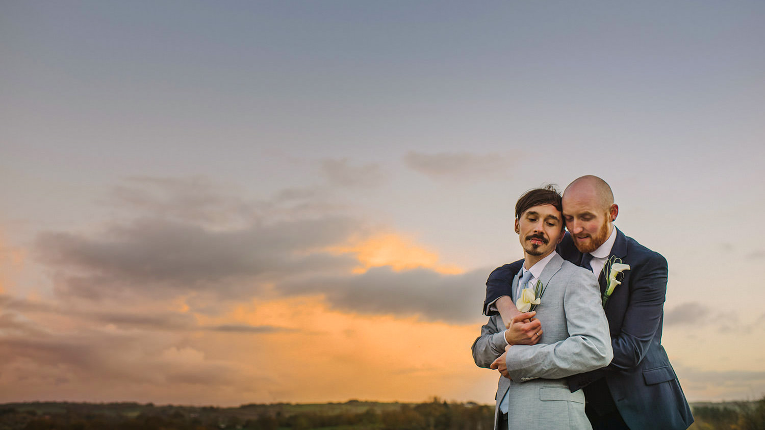 same sex gay wedding photography Northern ireland
