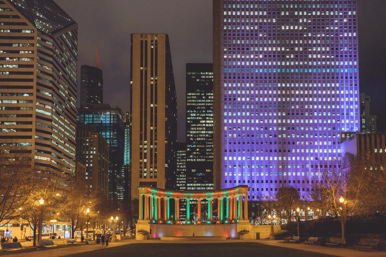 Millennium Monument, Chicago, Illinois