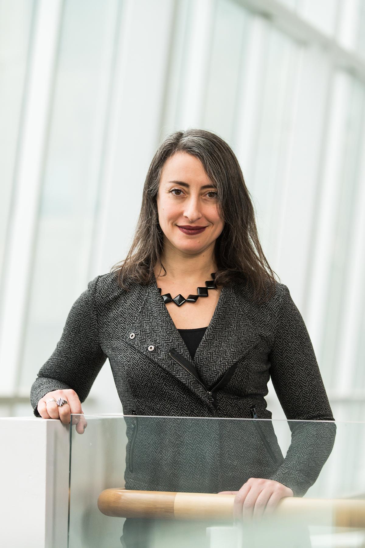 Dr. Leah Cowen