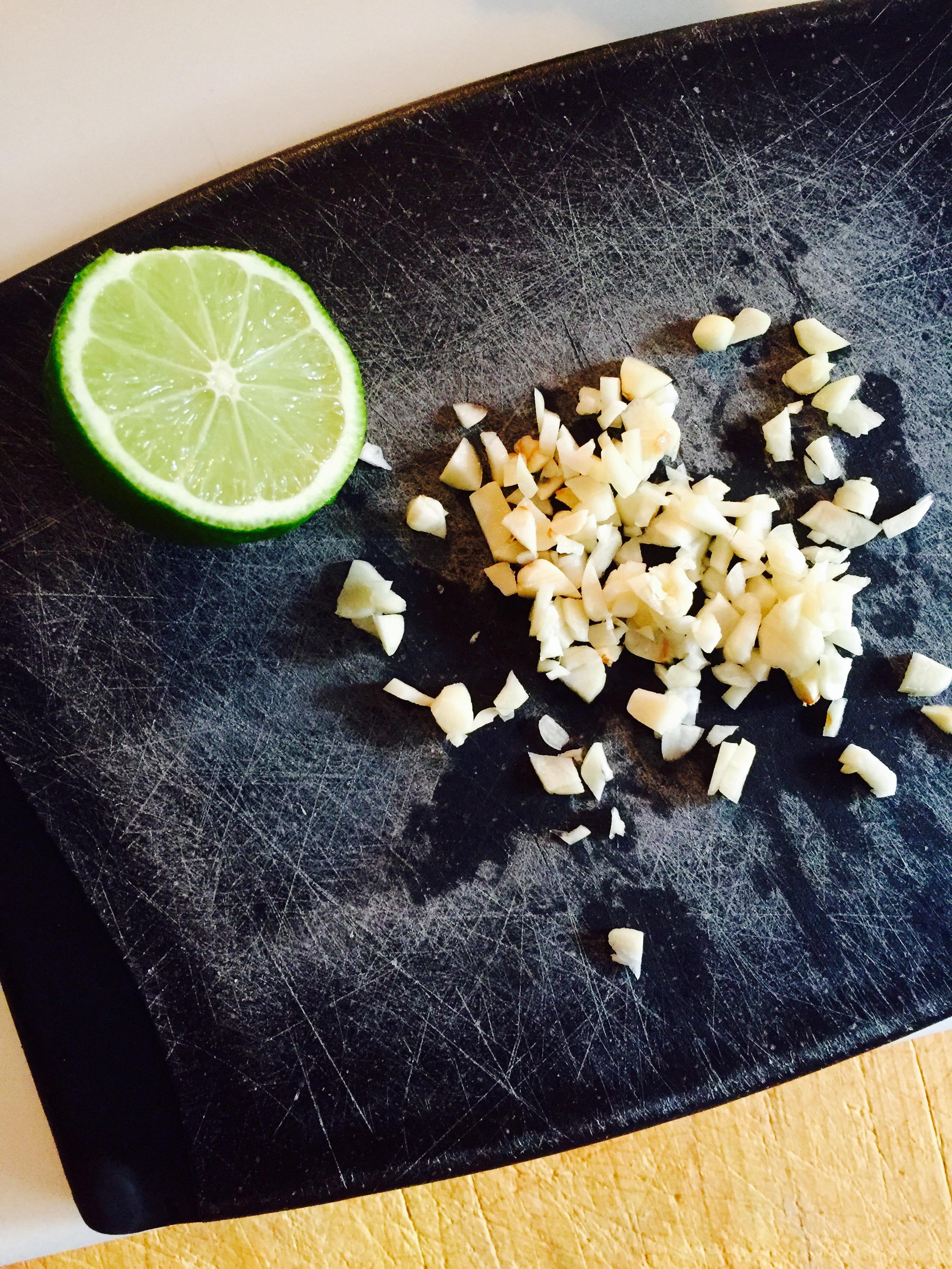 Maple Lime Dressing (Vegan, GF, Paleo)