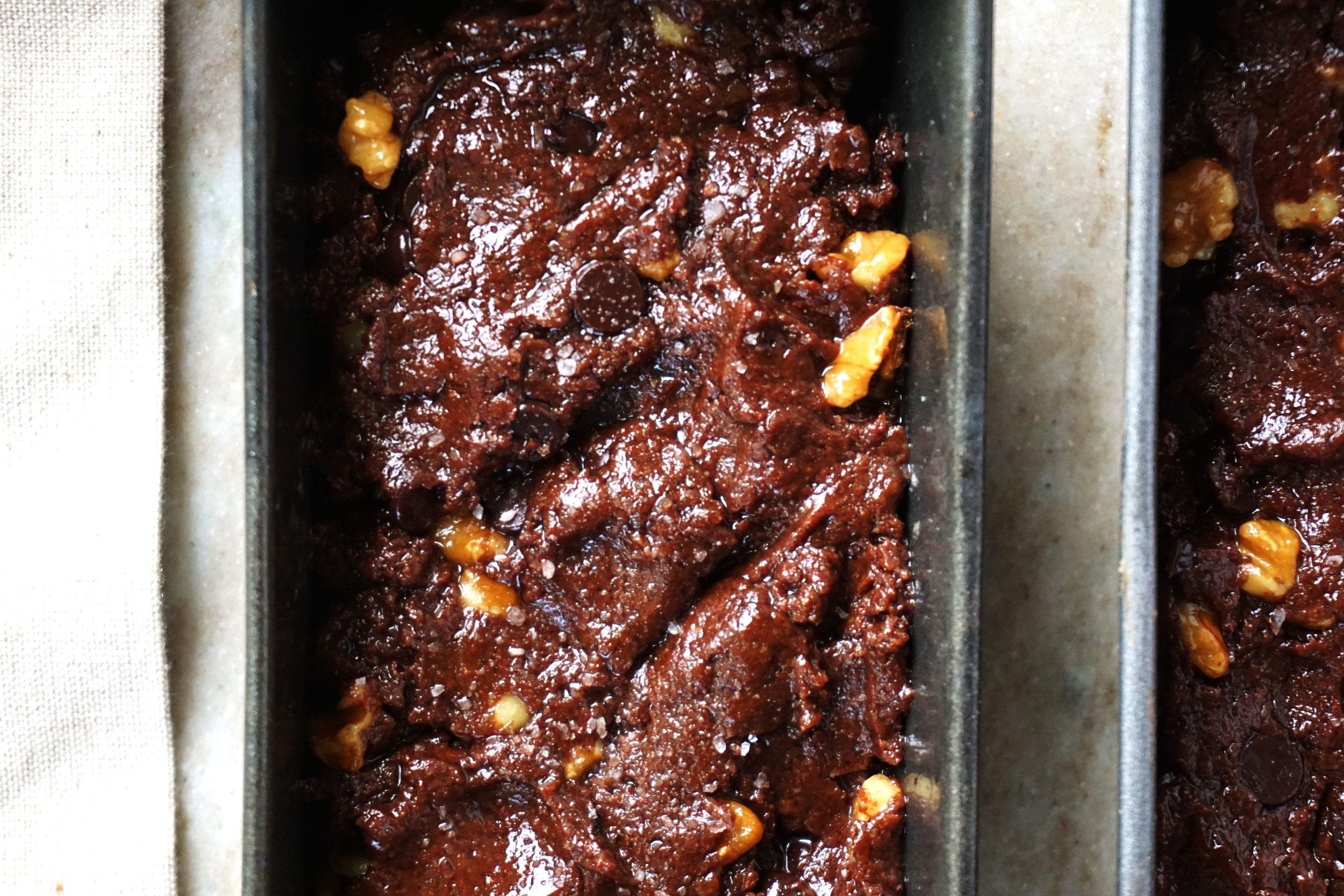 Best Vegan Brownies (Paleo, GF, Vegan)