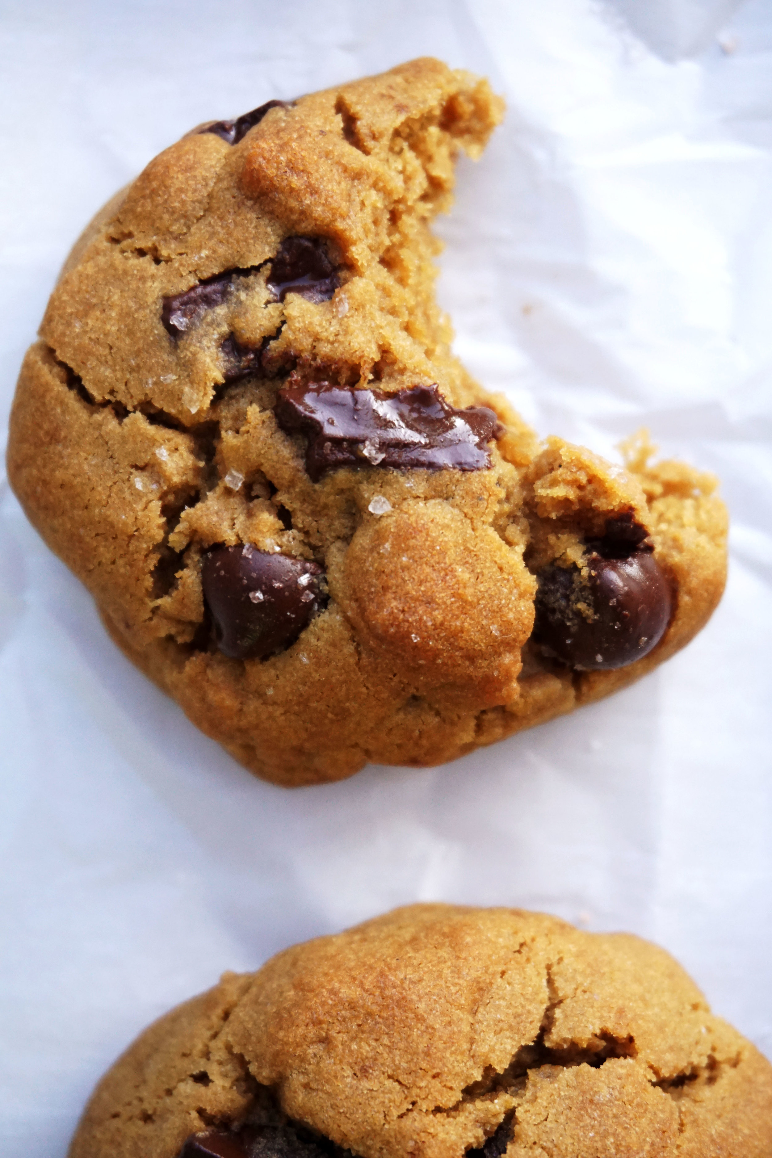 Good Ol'-Fashioned Chocolate Chip Cookies