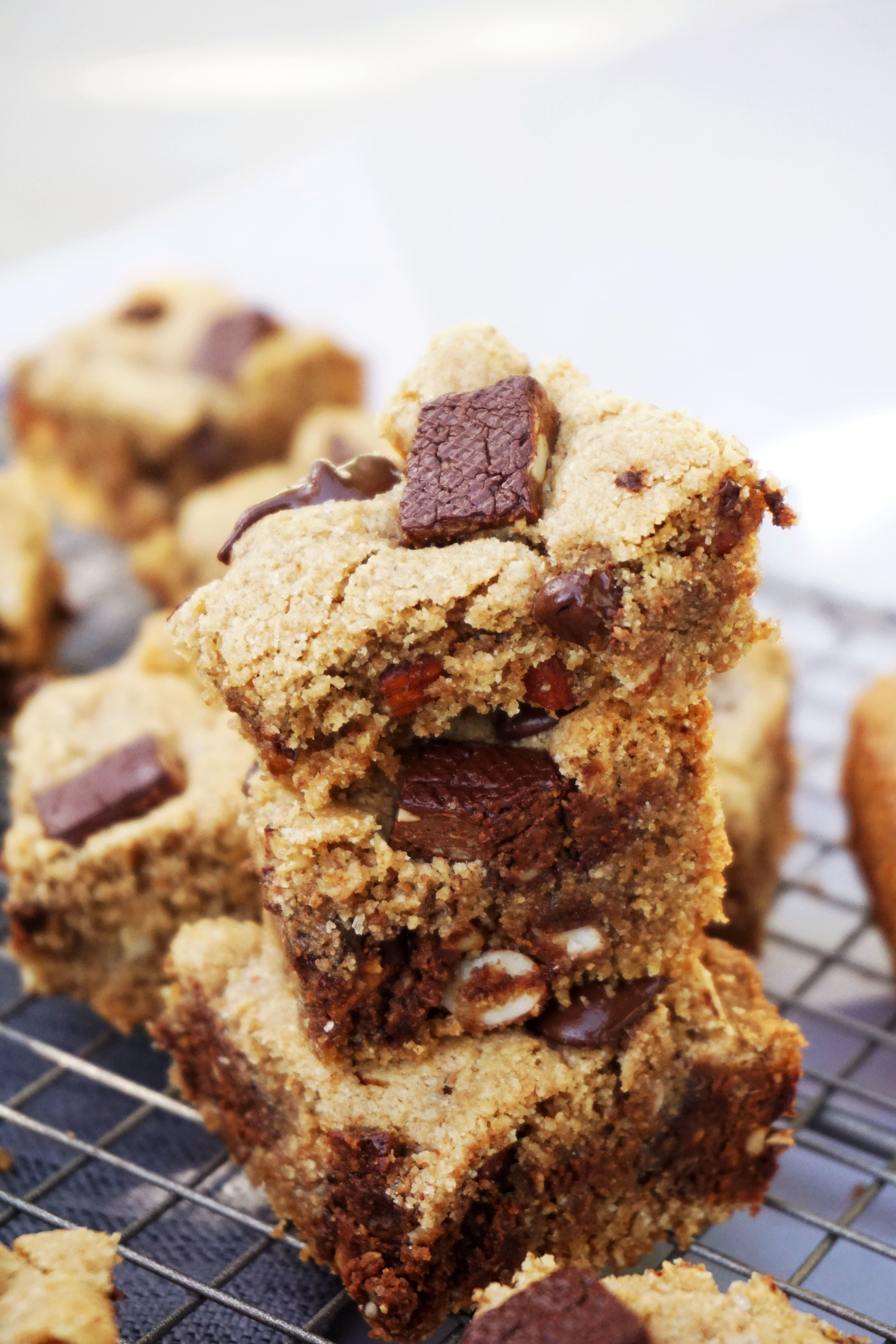 The Chocolate-Bar Cookie Bar
