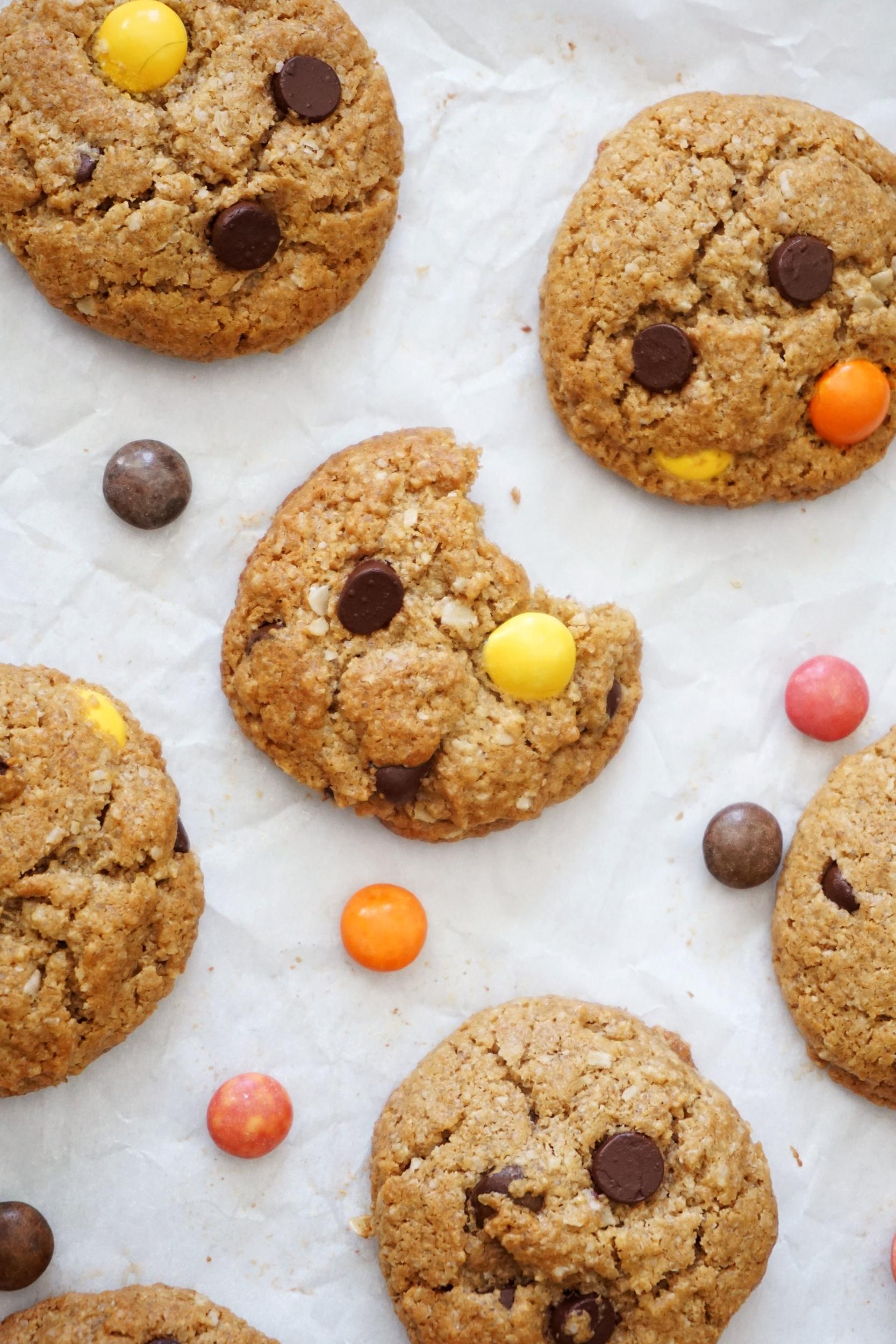 Monster Cookies (GF)