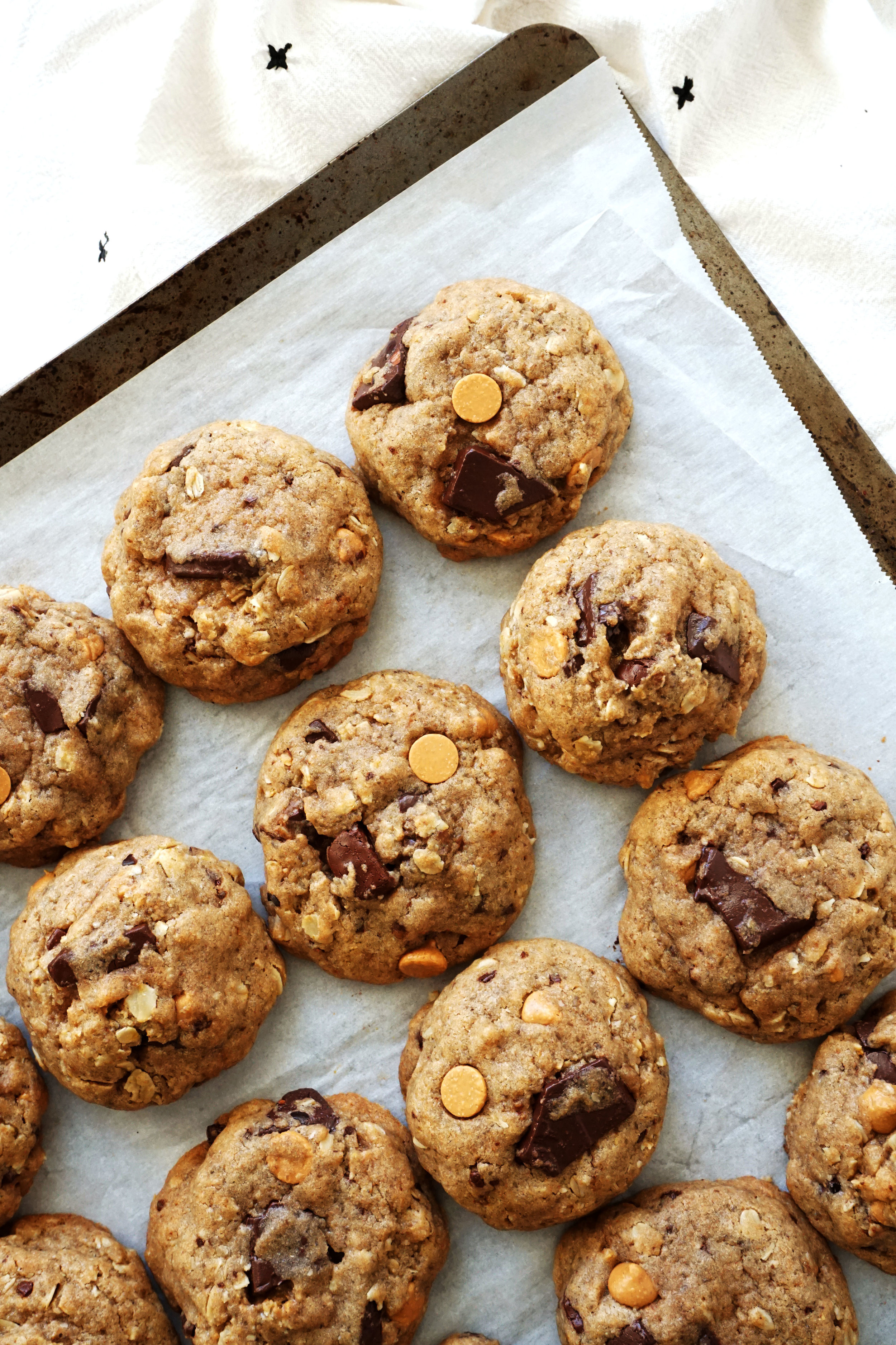 Classic Browned Butter Cookies