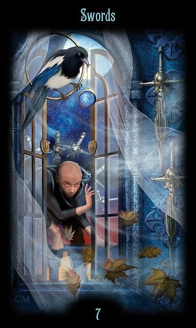 Images from       Legacy of the Divine Tarot      ©Ciro Marchetti, 2009. Used with permission of Llewellyn Worldwide, New Worlds of Body, Mind & Spirit,      http://www.llewellyn.com/