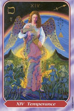 From Spiral Tarot, by Kay Steventon