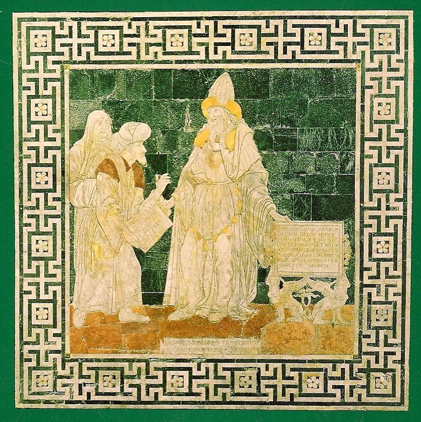 Hermes Mecurius Trismegistus,By Sdelodder (Own work) [Public domain], via Wikimedia Commons
