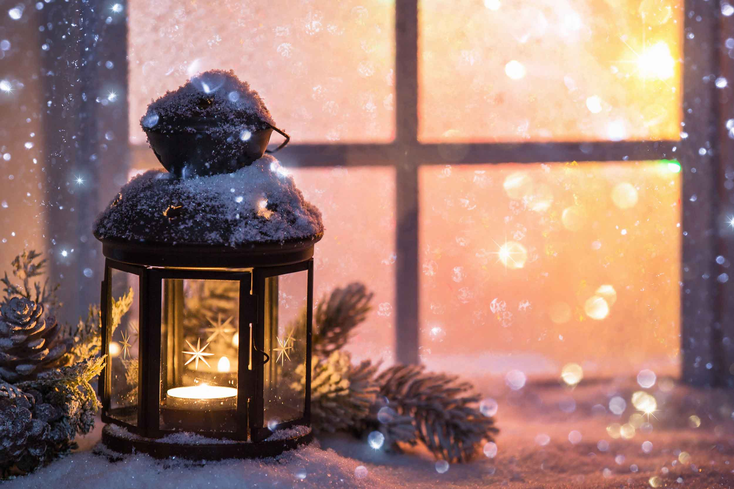 Warm Welcome - It's time to welcome joy to our hearts, friends to our home, and prosperity to our new year!