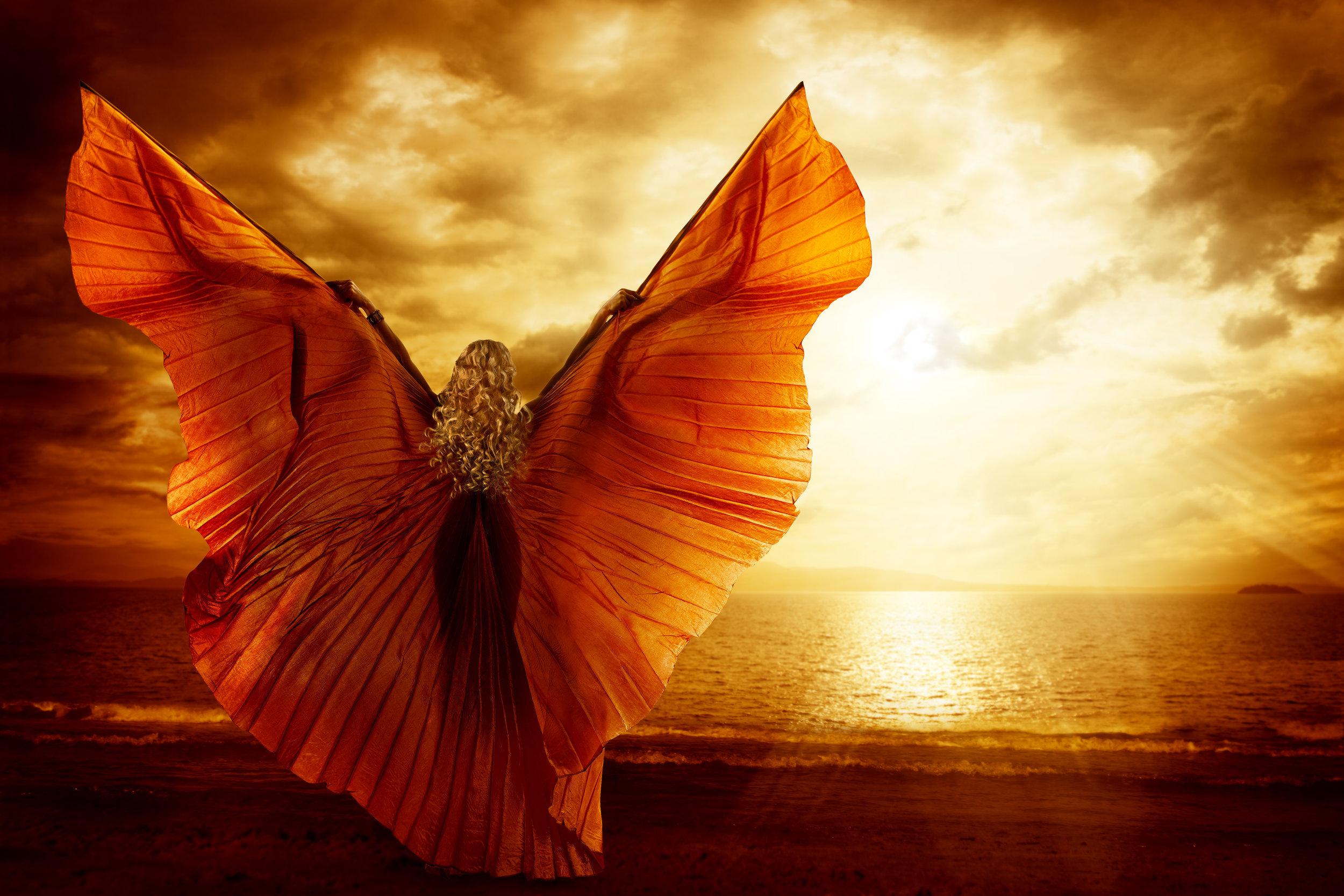 You Have Seen Your Golden Wings -