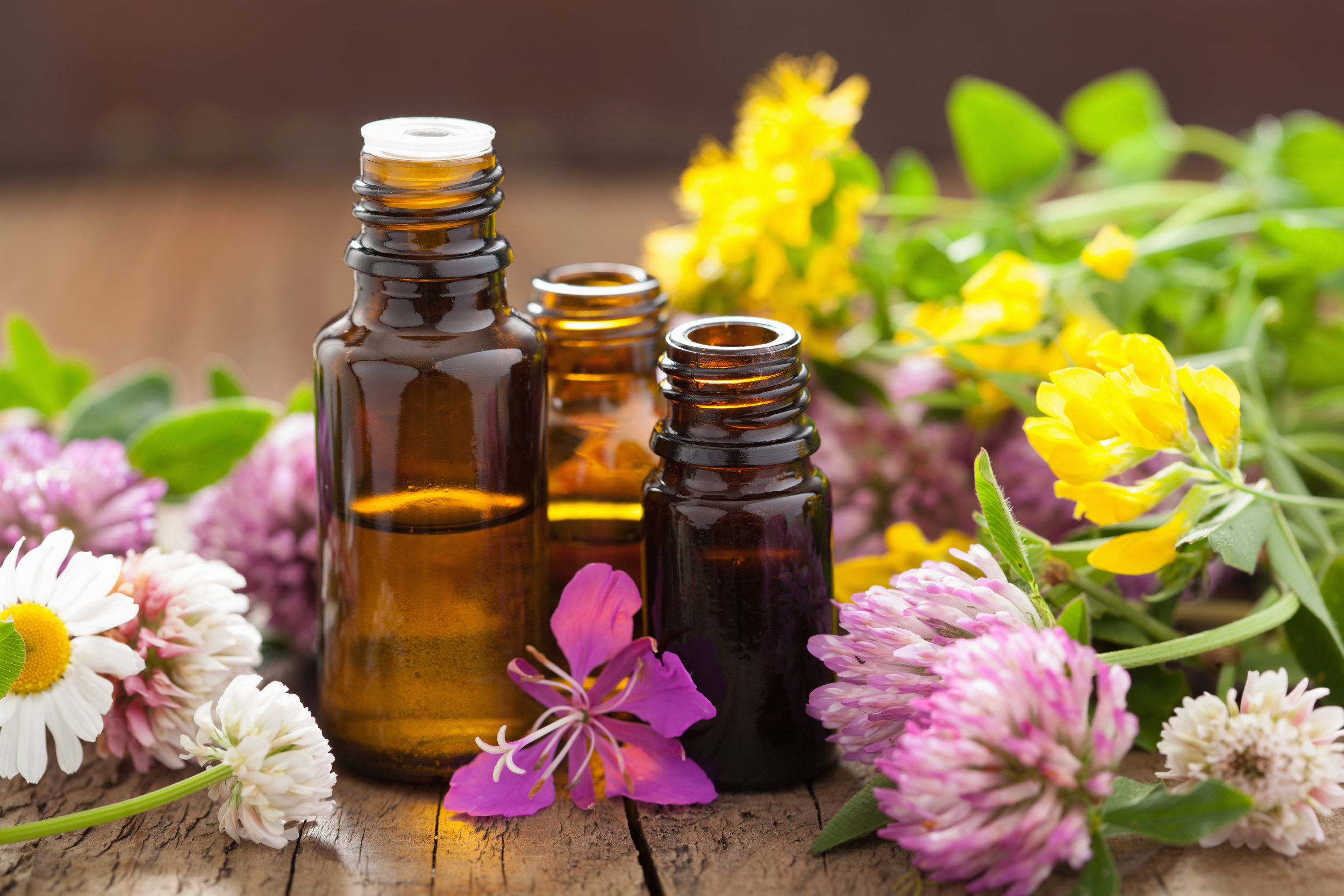 Heal and Manifest with Essential Oils -