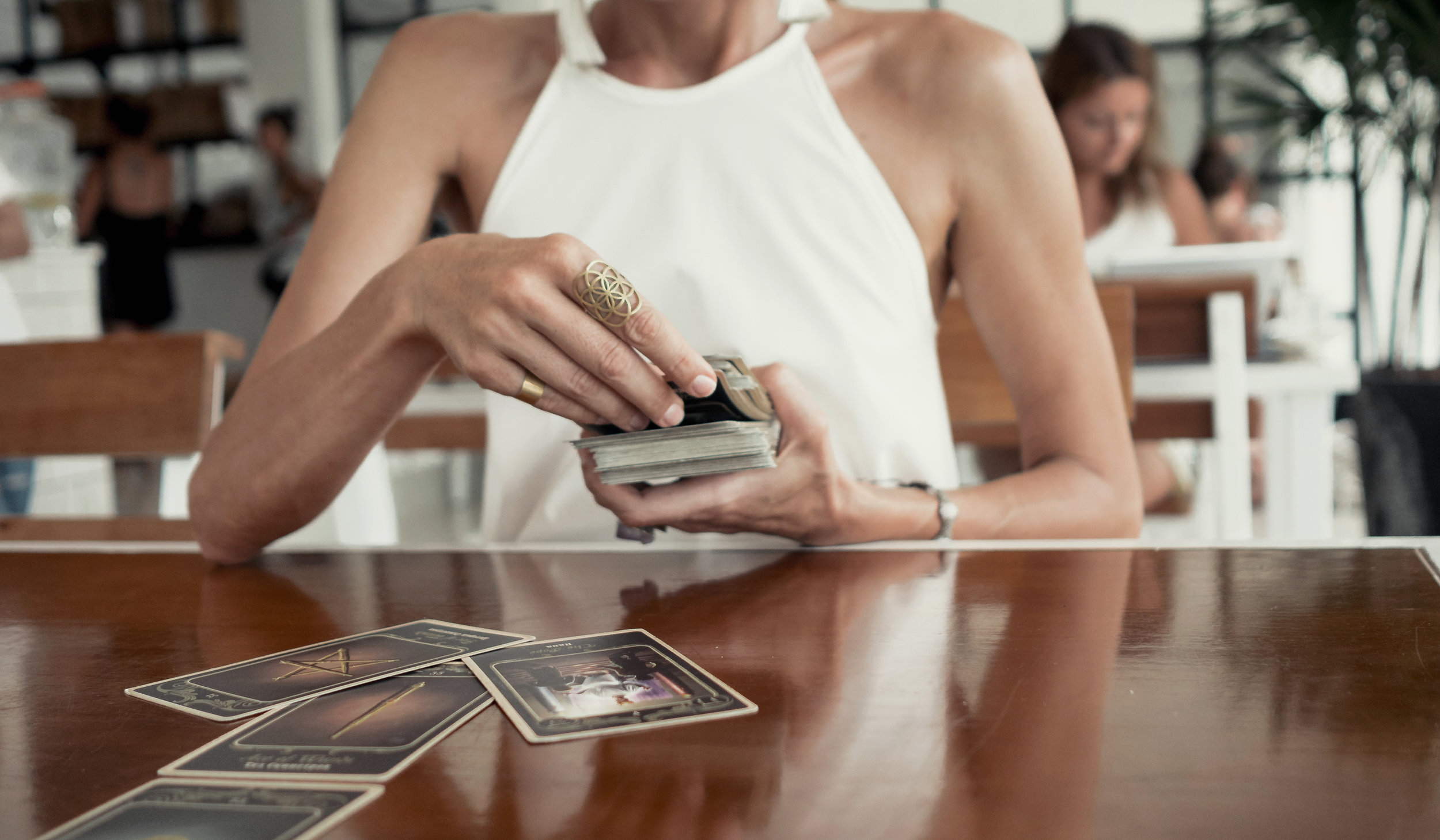 Five Techniques for Reading Larger Tarot Spreads - Here are five techniques to help you get the most out of larger tarot spreads.