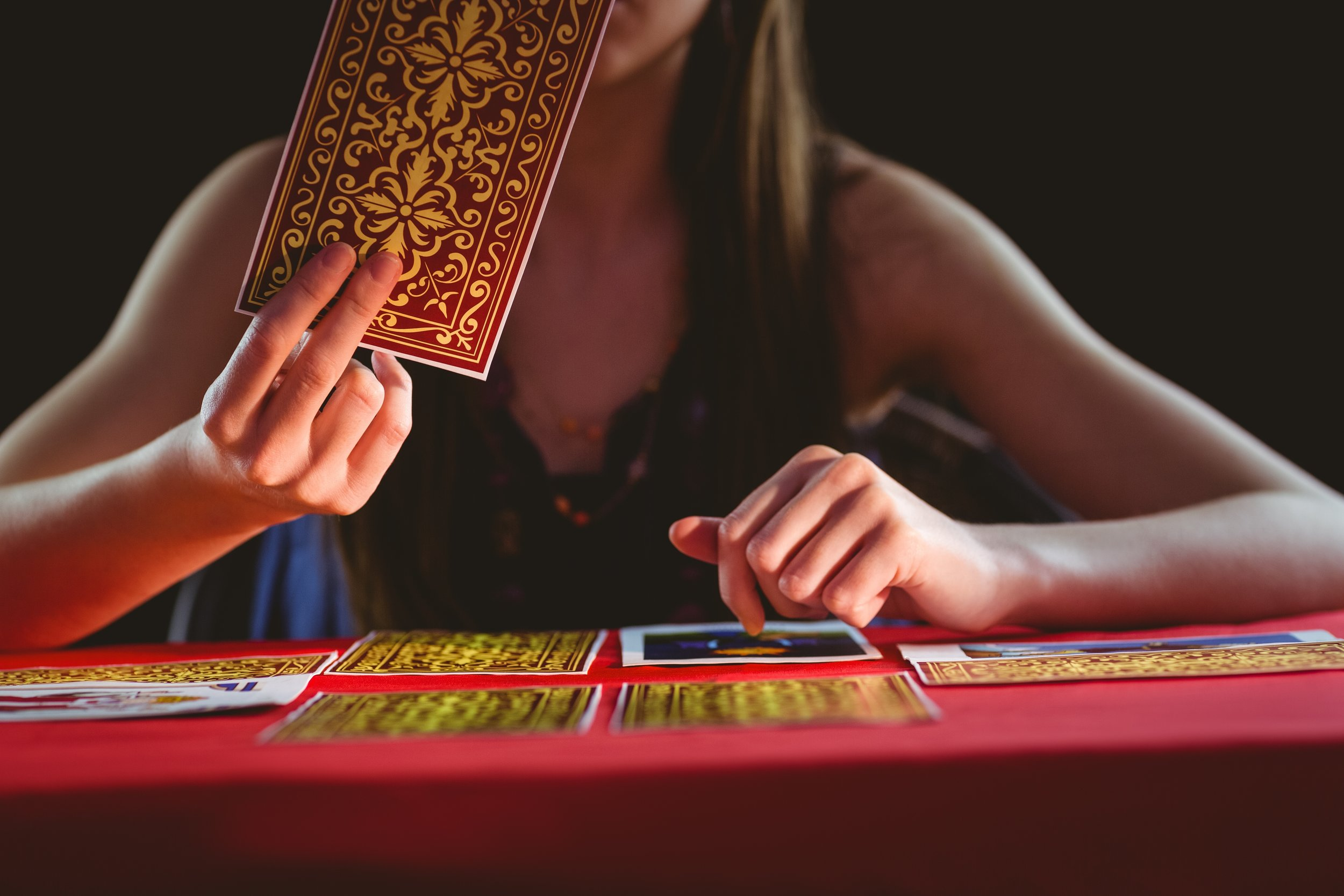 Numbers, Elements and Truth - The Minor Arcana of Tarot