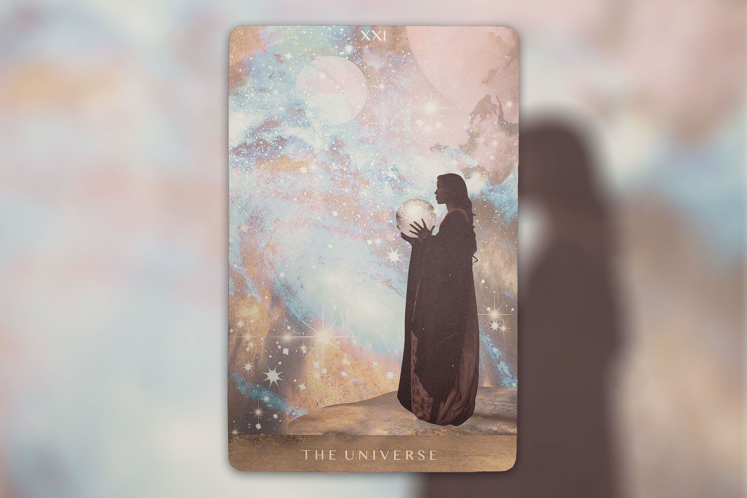 From The Moonchild Tarot by Danielle Noel. Used with permission.