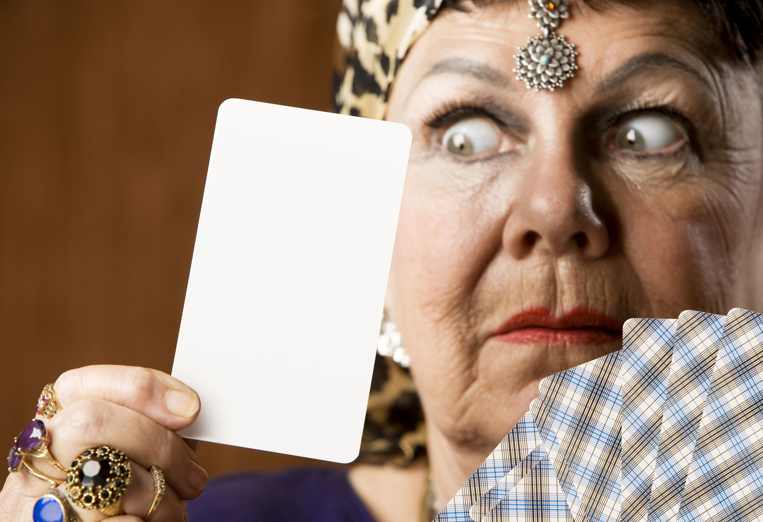 Don't Fear Your Cards! -