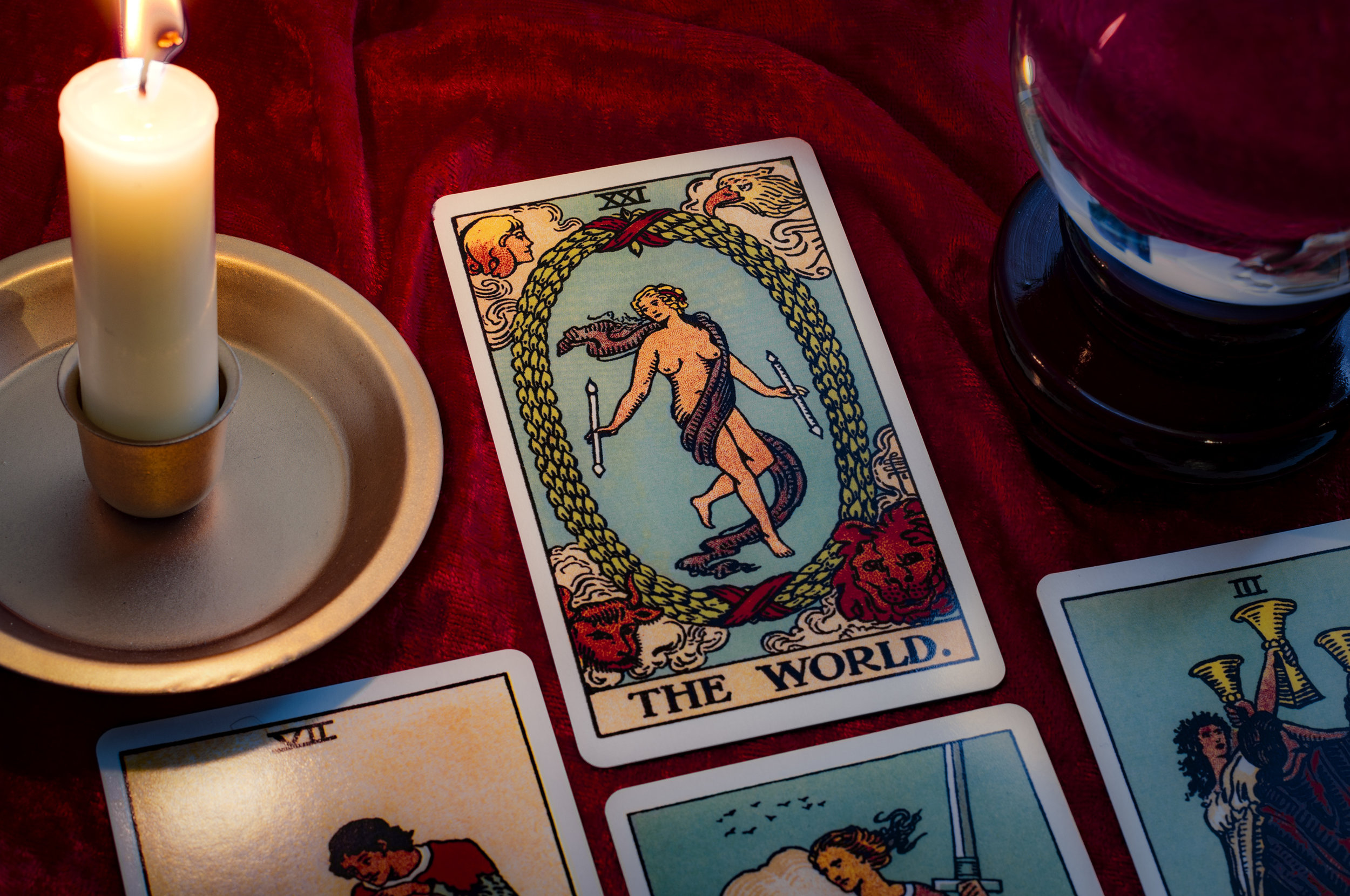 An Evening with the Tarot: Art, History and Culture -