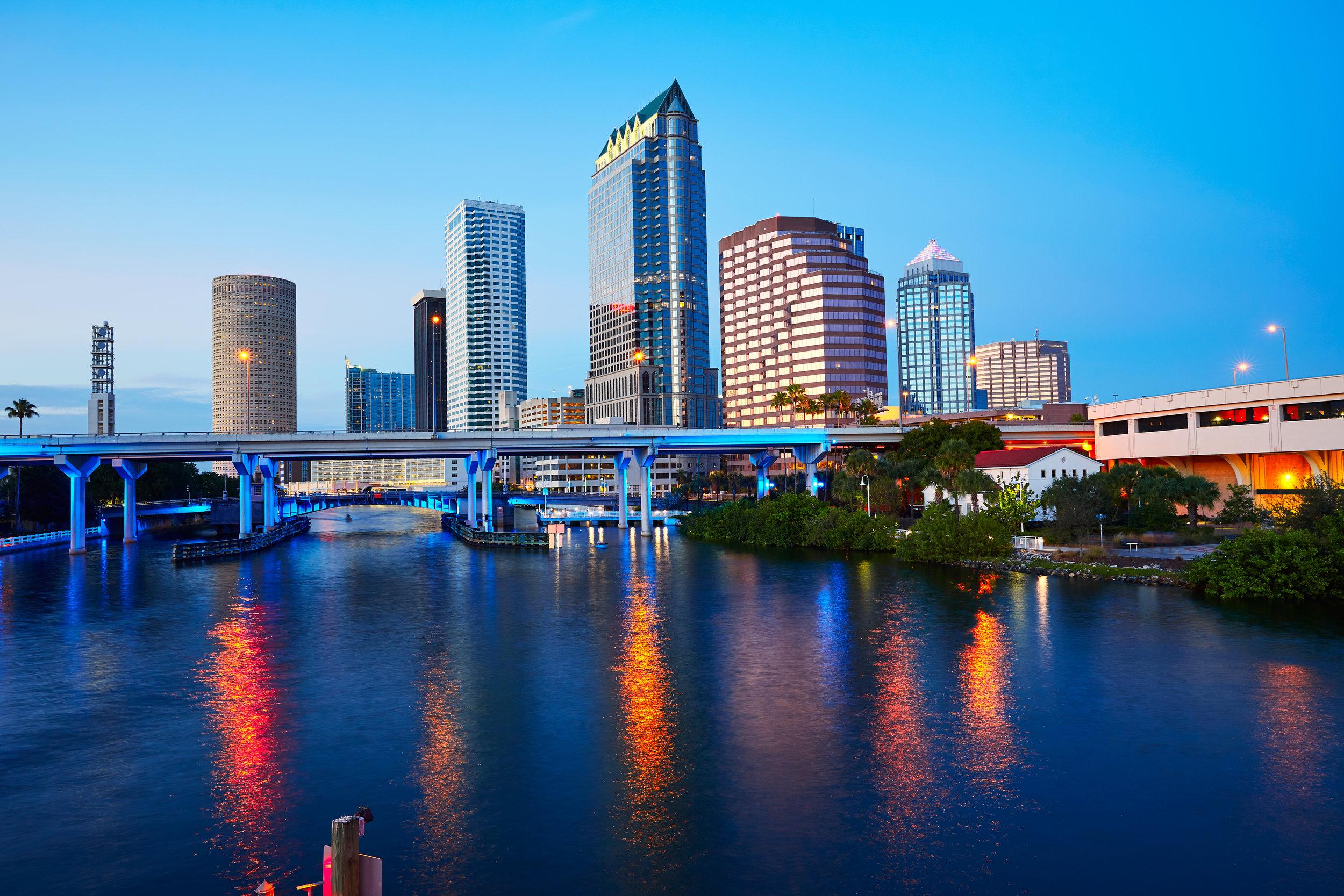 Christiana's September Tampa Bay Area Tarot Tour -