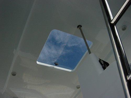 Sliding Roof Lites Seamac Aluminium Custom Made Marine Boat Windows And Doors