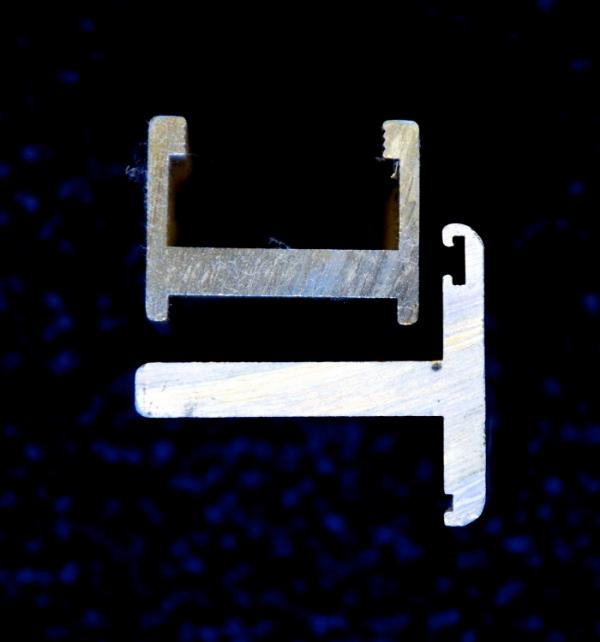 Access Door Extrusion - Open In