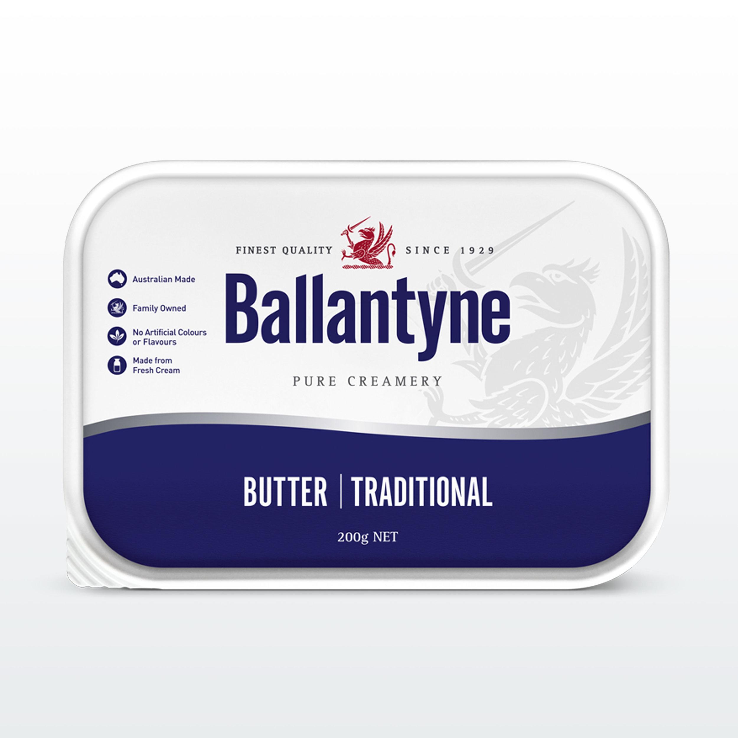 Ballantyne butter