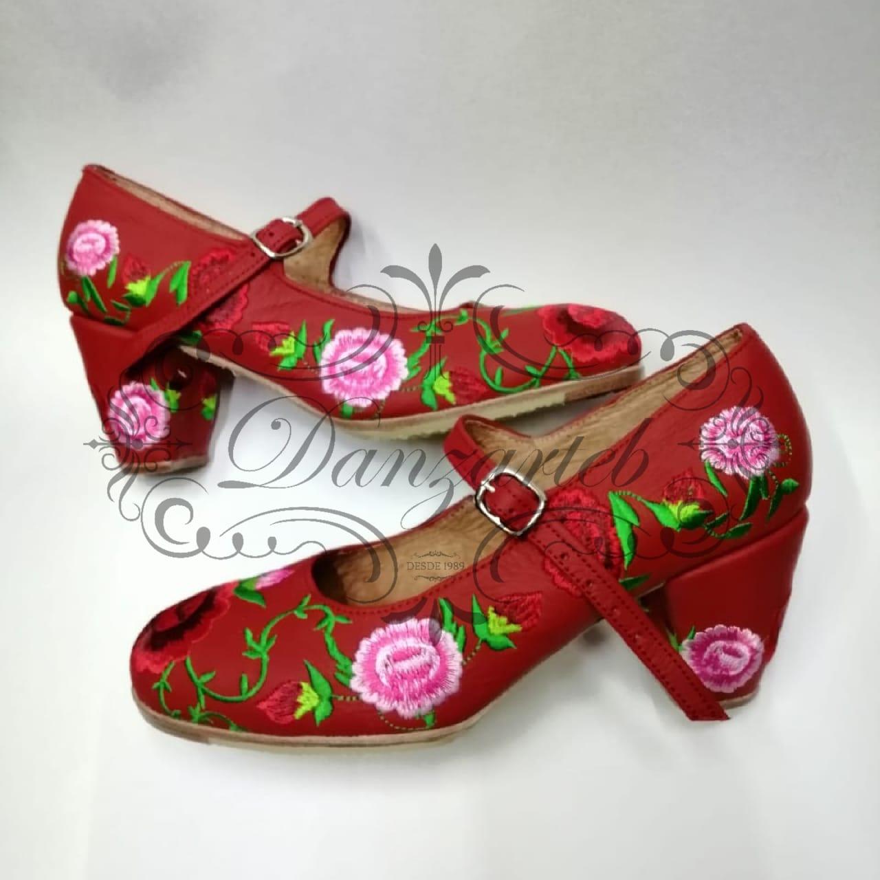 Danzarteb Shoes — I Love Folklorico, LLC