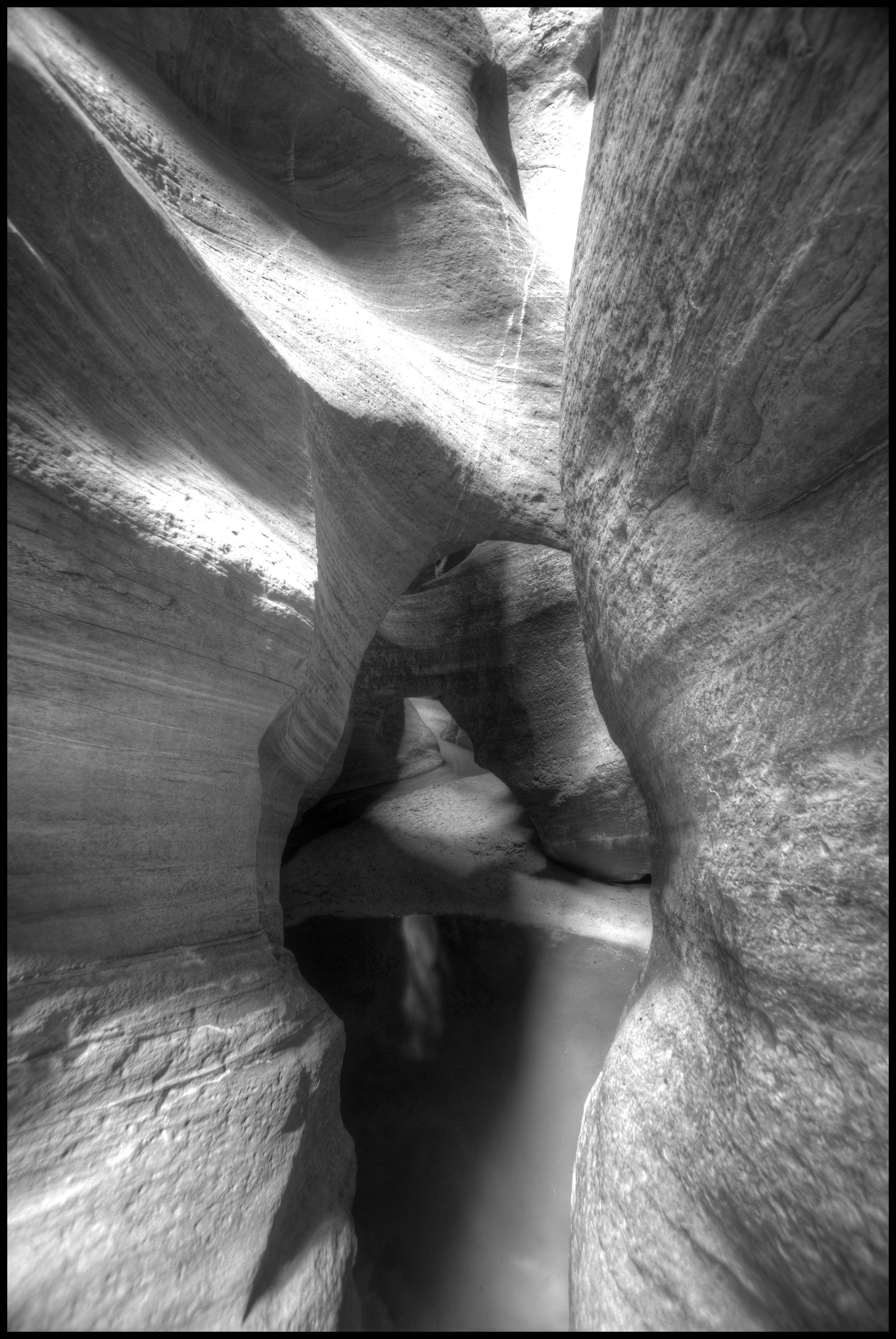 Fat Man's Misery, Zion National Park, UT