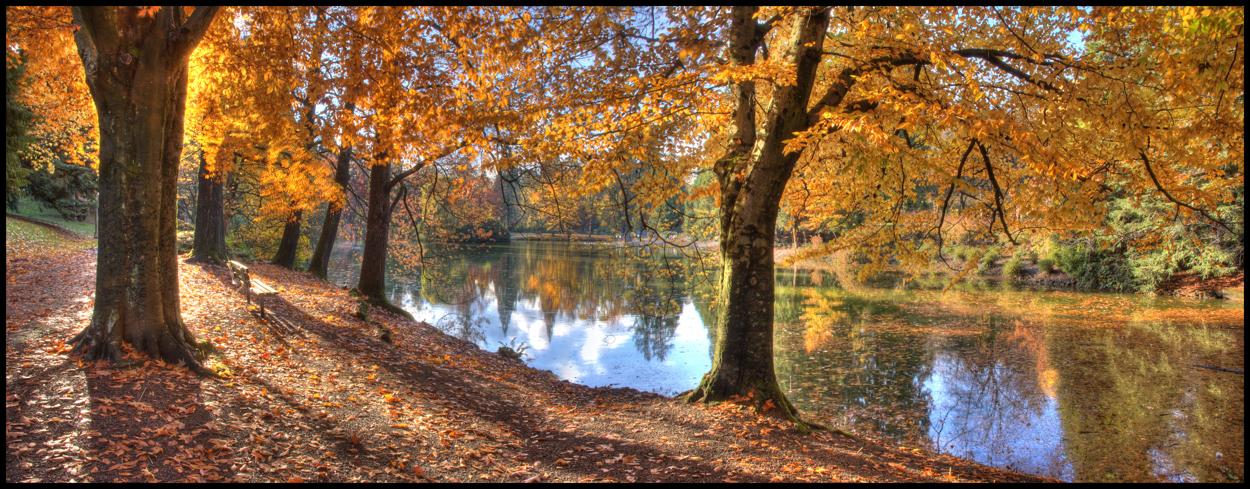 Laurelhurst Park, Portland, OR