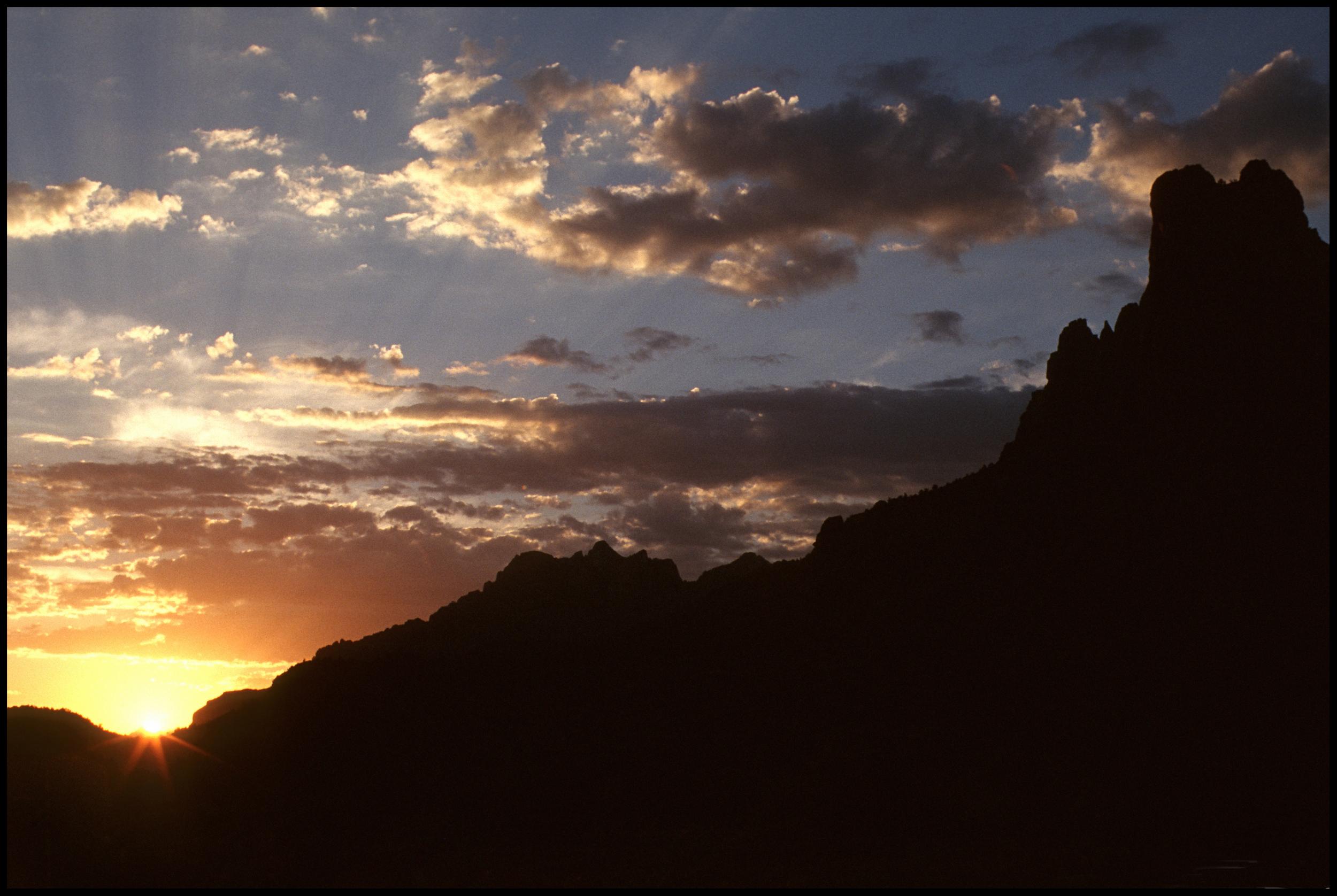 Parunuweap Canyon, Zion National Park, UT