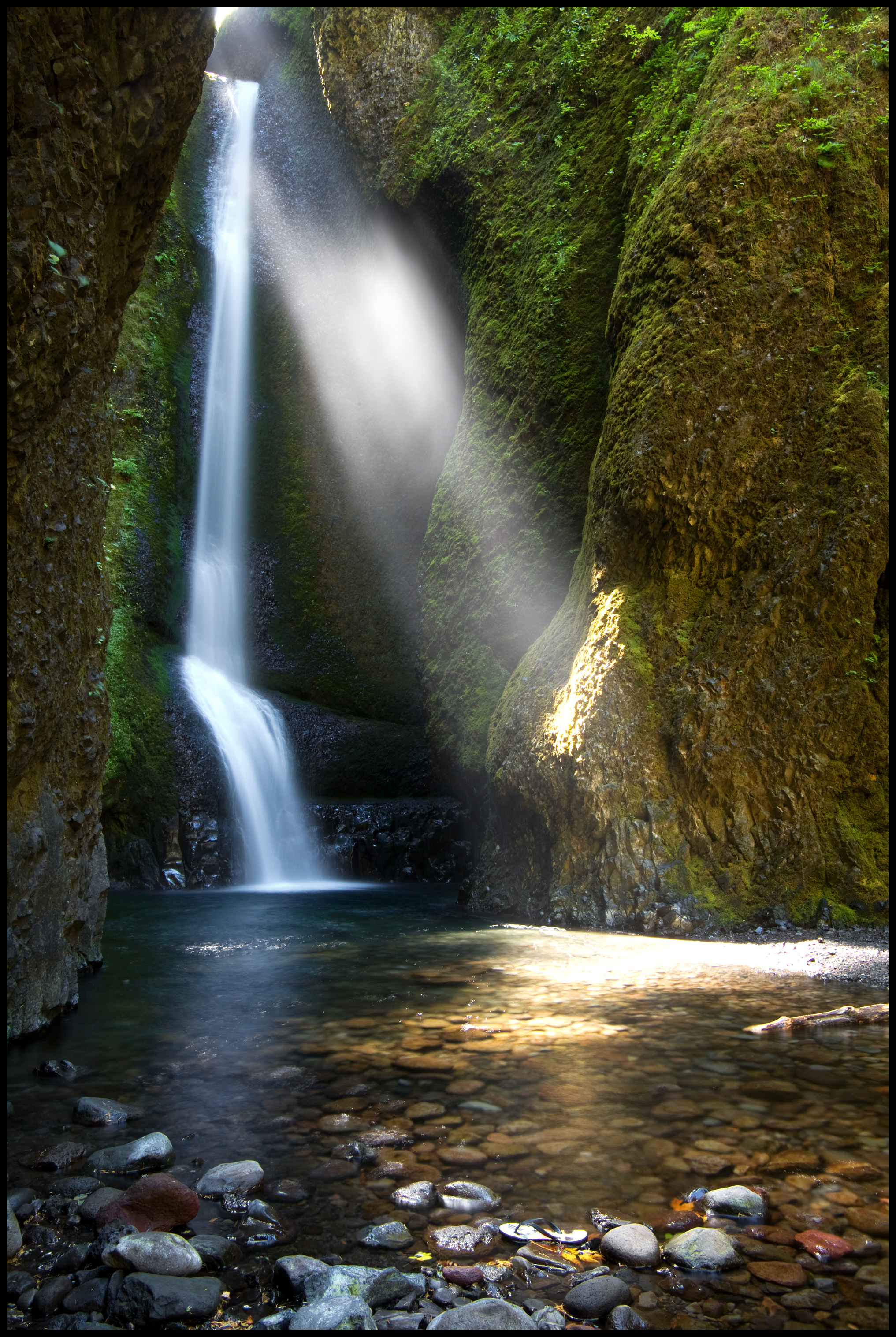 Oneonta Falls, OR