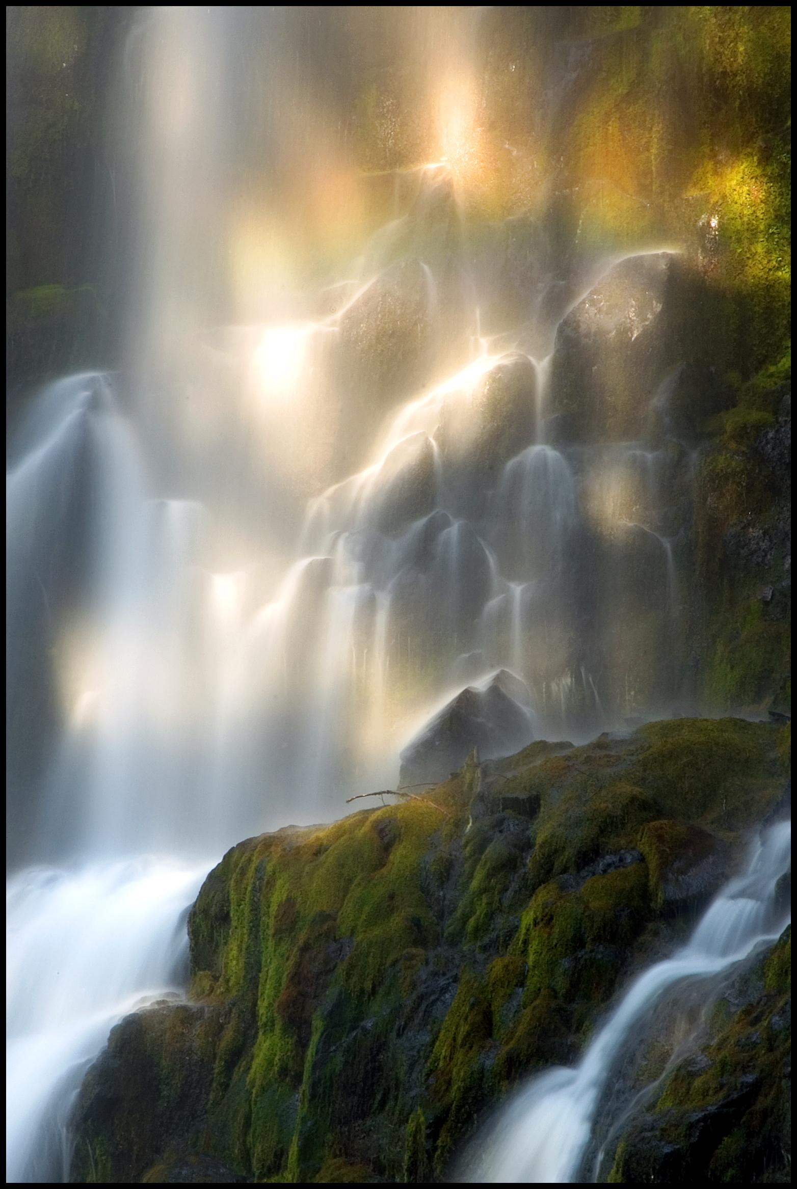 Proxy Falls, OR