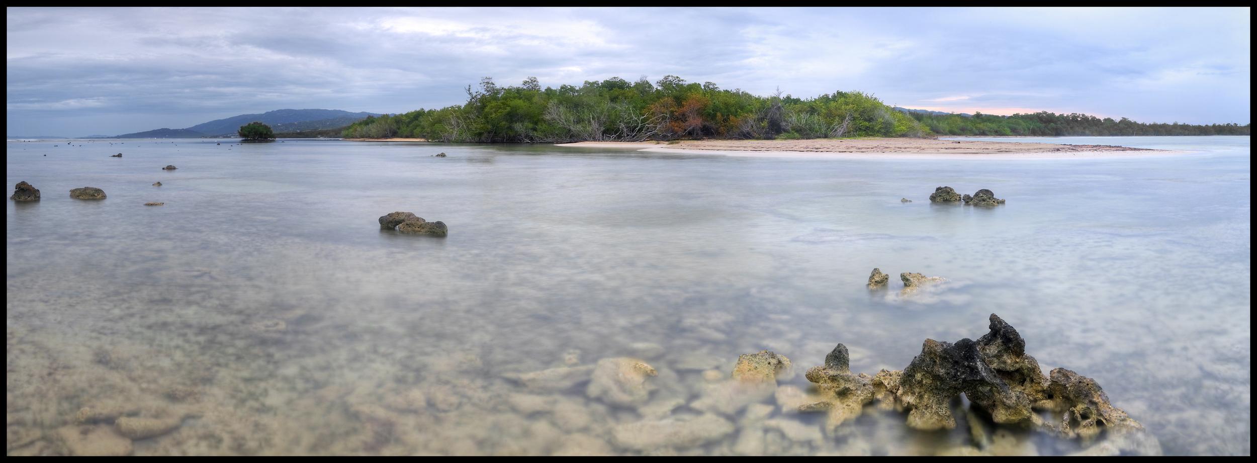 Luana Point, Font Hill Nature Preserve, Jamaica
