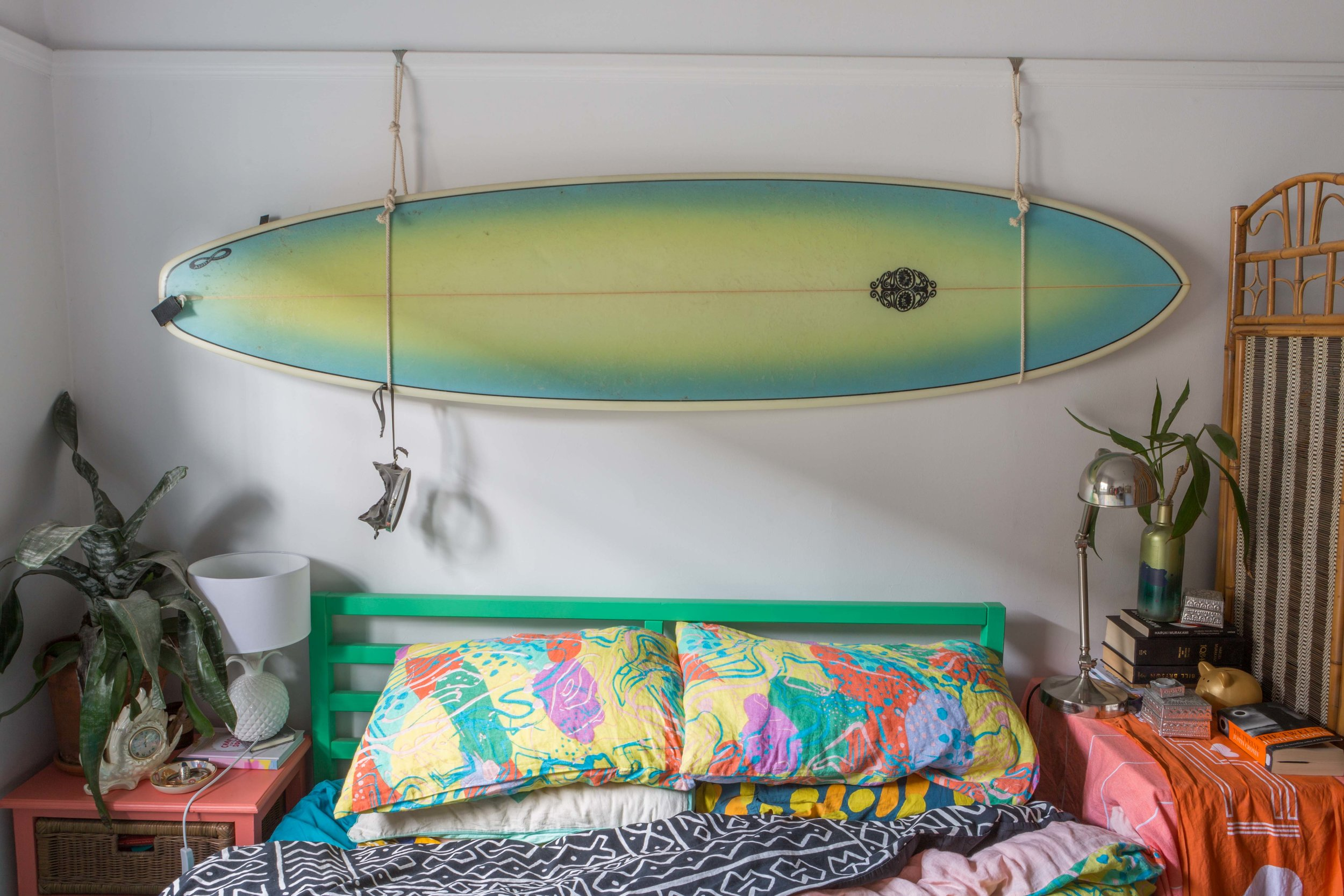 Miriam and Hamish McWilliam's home - Rented Space